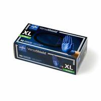 *1-Box* Medline VersaShield Powder Free Nitrile 90 Exam Gloves X-Large VS311XL