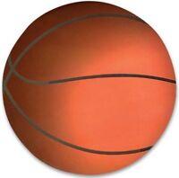 "(12) BASKETBALL Car Magnet NBA Magnetic Fridge - Large 5"" & 1/2 inch size (1 dz)"