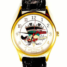 Taz Tasmanian Devil As A Cleveland Indian 'Hitting It Out Of The Park' Watch $85