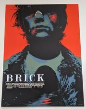 RARE SIGNED AP Brick Movie Mondo Poster Print by Matt Taylor EDITION of only 30