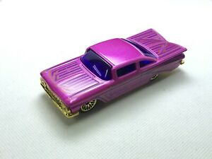 2022 Hot wheels > '59 Chevy Impala, Pink Loose Brand New