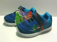 PJ Masks Toddler Boy's Blue with Graphics Athletic Shoes - Hook & Loop - Size: 7