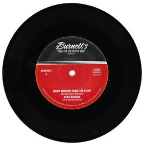 Dean Barlow Third Window From The Right/Vernon Harrell Slick Chick Northern Soul