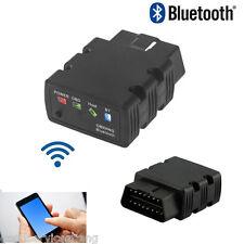 New black ELM327 USB Interface OBDII OBD2 Diagnostic Car Scanner Scan Tool