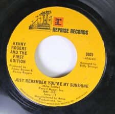 Country 45 Kenny Rogers And The First Edition - Just Remember You'Re My Sunshine