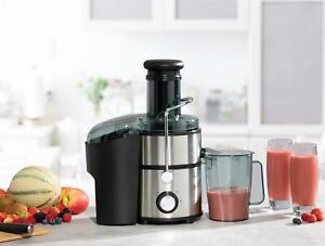 3 in 1 Food Blender Smoothie Maker Food Processor Fruit Juicer