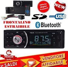 STEREO AUTO BLUETOOTH AUTORADIO VIVAVOCE RADIO FM MP3 USB AUX SD CARD 45WX4