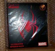 Mezco ONE:12 Miles Morales Spider-Man Exclusive Action Figure Brand New Unopened