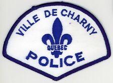 Ville de Charny Police, Quebec, Canada HTF Uniform/Shoulder Patch