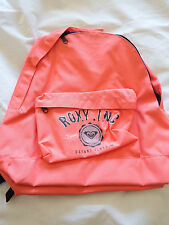 Roxy Basic Blush Heart Backpack Pink