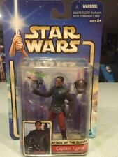 Captain Typho Attack of the Clones AOTC Star Wars Saga #09 FIRST EDITION 20141