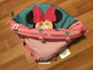 Bright Starts Mickey Mouse Walker Seat Cover Replacement Part Multicolor Aqua