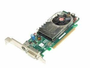 Dell 0HW916 ATI Radeon HD 2400XT Pcie DMS-59 256MB PC Graphics Card