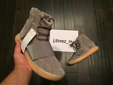 ADIDAS YEEZY BOOST 750 GUM GREY 9.5 fear of god boot military 350 turtledove v2
