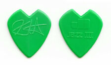 Metallica Kirk Hammett Signature Green Heart Guitar Pick - 2009 Tour