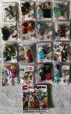 Lego ® 8827 minifiguras serie 6 completamente frase todos los 16 personajes nuevo & sin usar