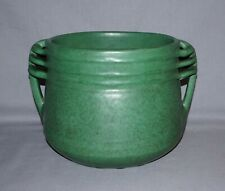 Rare Weller Arts & Crafts Matte Green Art Pottery Jardiniere