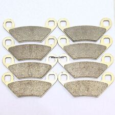 Front Rear Brake Pads For Polaris Sportsman Scrambler XP 1000 2015 2016 2017
