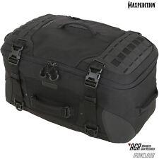 Maxpedition MXRCDBLK IRONCLOUD Adventure Travel Bag, Black