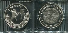 France 2006 - 1 1/2 Euro in Silver, Pf! Olympia Beijing 2008 Fencing
