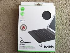 "Belkin QODE Universal Bluetooth Wireless Portable Keyboard Case for 7""& 8""Tablet"