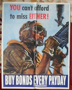 """1944 Signal corps wwII war military poster 8x10/"""" print his and hers wall decor"""
