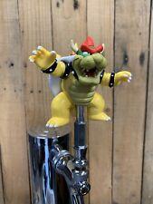 Bowser Tap Handle Nintendo Beer Keg Video Game Super Mario Bros Dinosaur NES