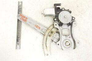 07 - 12 Nissan Versa REAR RIGHT Door power window regulator 82730-AX00A