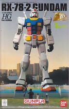 [FROM JAPAN]HG Mobile Suit Gundam: RX-78-2 Gundam ver.G 30th Plastic Model B...