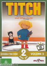 TITCH And Other Stories DVD R4