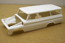 1964/65 CHEVY CARRY ALL KIT  1/24 SCALE RESIN