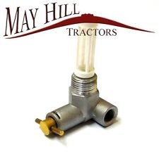 Ford 2000,3000,3600,4000,4600,5000, Fordson Dexta,Major Tractor Fuel Tap (Brass)