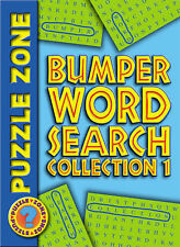 Very Good, Bumper Word Search Collection 1 and 2, , Book