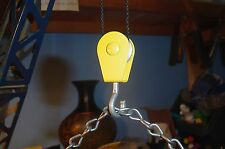 pulley  with  swivel hook  for nylint michigan cranes