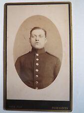 Diedenhofen - Soldat in Uniform / CDV
