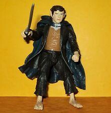 El Señor de los Anillos. Figura de MERRY, Hobbit de la Comarca. Herr der Ringe.