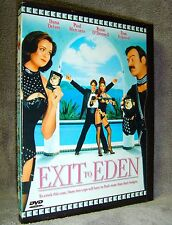 Exit to Eden (DVD, 2002) Mint Disc!•No Scratches!•USA•Out-of-Print!•Dana Delany