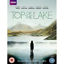 Top Of The Lake BBC TV Series Region 4 New DVD (3 Discs)