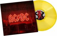 AC/DC - PWR/UP / Power Up (2020) Limited Edition Yellow Vinyl LP NEW SPEEDYPOST