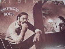 AL DI MEOLA Splendido Hotel CBS COLUMBIA RECORDS C2X 36270 RARE LIMITED 2 LP SET