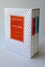 Mastering the Art of French Cooking Set, Vols. 1&2 by Simone Beck, Julia Child a