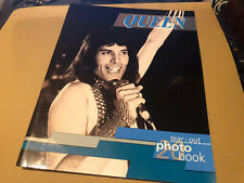 Queen Freddie Mercury Tear Out Photo Book Limited Edition Nr Mint