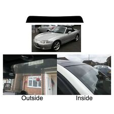 Mazda Sunstrip for an MX-5 1 - 2.5 1989 to 2004 -  pre cut, Easy Fit Window Tint