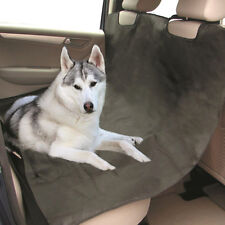 Universal Car Van Rear Back Seat Protective Cover Pet Dog Animal Kids Protector