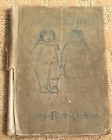 Vintage The Eskimo Twins by Lucy Fitch Perkins 1914 Hardcover Antique Book