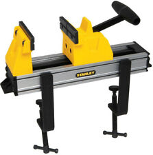 Stanley 4.5 inch Jaw Slide Portable Vise Clamp Quick Release Woodworking Tool