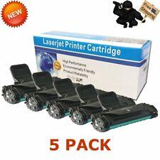 5 PK Toner Cartridge for Samsung SCX-4521D3 SCX-4321 SCX-4521 SCX-4521F SCX-4521