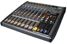 Professional DJ PA 8 Channel Mixer MP3 USB Player 48V,GAIN,AUX,EFF,PAN BX8B
