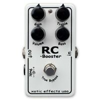 Xotic Effects USA - RC Booster Clean Boost Guitar Effects Pedal