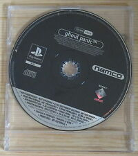 Ghoul Panic - Promo Gioco Completo - New - PlayStation 1 - PSX